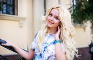Ирина Алферова блондинка