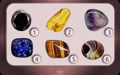 Тест: выберите свой камень и получите послание от Вселенной, которое вам нужно услышать прямо сейчас!