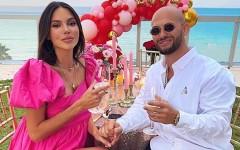 После заявления Оксаны Самойловой о разводе, Джиган посвятил ей трек: «Я люблю вас больше жизни!»