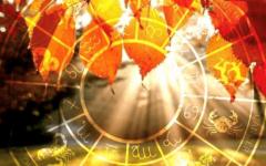 Как по-разному встречают осеннюю хандру разные знаки зодиака