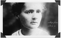Мария Кюри – хрупкая женщина, которая выстояла в мужском мире науки