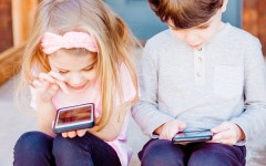 Полная зависимость от гаджетов, или как воспитывают детей в Швейцарии