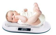 Нормы прибавки в весе новорожденных по месяцам в таблице – сколько теряет в весе ребенок в первые дни после рождения?