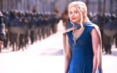 Эти 5 российских актрис могли сыграть Дейенерис из «Игры престолов» лучше Эмилии Кларк