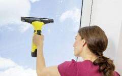 Роботы и приборы-помощники для мытья окон: обзор лучших моделей