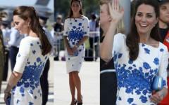 Кейт Миддлтон влиятельна в мире моды
