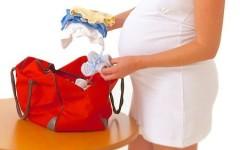 Полный список для ребенка в роддом – что взять с собой?