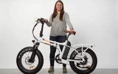 Преимущества нового велосипеда фэтбайк для активного досуга – особенности женского фэтбайка
