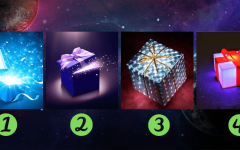 Тест: какой бесценный подарок Вселенная посылает вам прямо сейчас? Выберите один подарок из четырёх!