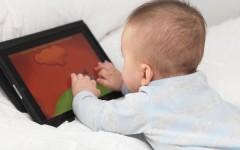 10 развивающих игр и приложений для ipad для самых маленьких деток от 0 до 1 года