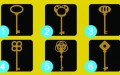 Тест: выберите один ключ и узнайте свои скрытые качества личности