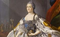 История любви Екатерины II и её преданного фаворита Григория Потёмкина: «Равного тебе нету»