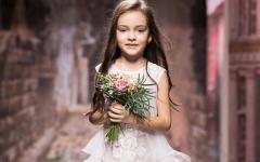 Грустная в свой день рождения: как дочь Филиппа Киркорова отпраздновала 9-летие и что получила в подарок от Ольги Бузовой?