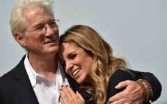 70-летний Ричард Гир стал отцом в третий раз