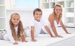15 лучших упражнений для ребенка-школьника дома – гимнастика для осанки и тонуса мышц детей 7-10 лет