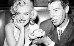 Любовь из алых роз: романтическая история Мэрилин Монро и Джо Ди Маджо
