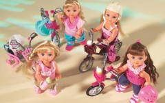 Самые популярные детские игрушки для девочек 8-10 лет, зима 2013