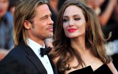 Анджелина Джоли была беременна от Брэда Питта ещё до его развода с Дженнифер Энистон