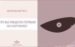Визуальный психологический тест: Что вы увидели первым? Раскройте секрет своего подсознания