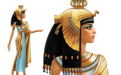 Как бы выглядела царица Клеопатра в наши дни – современная мода Египта и Европы