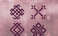 Славянский тест: Выберите символ и узнайте, где вам ждать удачу