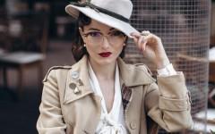 Винтажные туфельки, шляпка и красная помада: 12 ретро-блогеров, которые нашли себя в модных образах 20 века