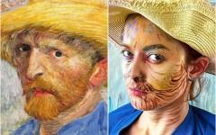 Искусствовед косплеит известных персонажей с картин, чтобы пробудить интерес к искусству