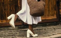 9 вариантов обуви к летним цветочным платьям