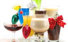10 рецептов алкогольных и безалкогольных коктейлей на Новый 2017 год Огненного Петуха