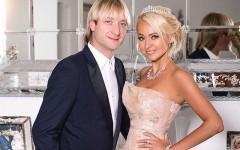 Неожиданное счастье: у Яны Рудковской и Евгения Плющенко родился сын Арсений