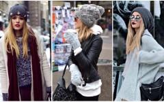 Шарфики, перчатки и другие незаменимые аксессуары