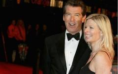 «Хранительница смеха»: Пирс Броснан с любовью вспоминает свою дочь Шарлотту, умершую в 2013 от рака яичников, как и его первая жена