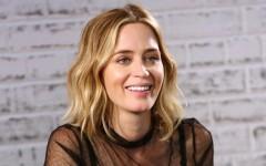 Эмили Блант: «Работа актрисы помогла мне преодолеть заикание»