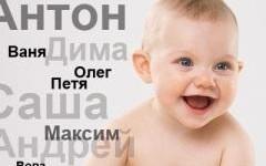 Как правильно дать имя ребенку: правила выбора имени для малыша