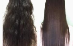 Танинопластика — революция в выпрямлении волос!