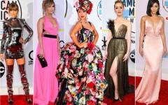 Звездные образы, которые покорили нас на American Music Awards 2018
