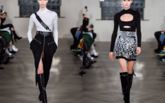 Как сегодня модно носить однотонные бадлоны?