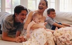 Кейт Хадсон о трудностях воспитания детей от разных отцов