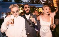 Роскошная годовщина свадьбы Анастасии Ивлеевой и Элджея: трогательное поздравление, стрельба из автомата Калашникова и хейт