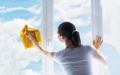 Как и чем мыть пластиковые окна, как удалить пятна с рамы и подоконника