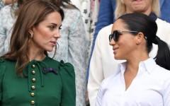 Английская герцогиня Кейт Миддлтон шокирована предательством друга