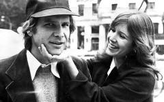 Тайна на двоих: страстный роман женатого Харрисона Форда и Кэрри Фишер во время съёмок «Звёздных войн»