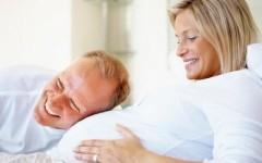 Отложенное счастье, или поздняя беременность и роды