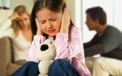 Как помочь ребёнку справиться с разводом родителей – мнение психолога