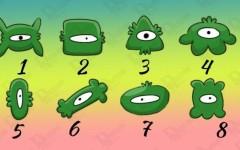 Тест: выберите забавную фигурку и узнайте, чего вам не хватает в жизни