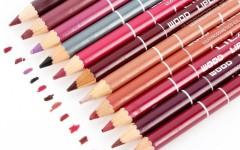 Лучшие стойкие карандаши для губ