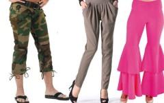 10 моделей женских брюк на весну-лето 2018 года – модные тенденции летних брюк для женщин