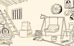 Тест: старый чулан на картинке – ваше подсознание: найдите свою вещь и определите, чего на самом деле вы хотите от жизни