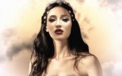 Как выглядели бы знаменитые красавицы: Ольга Бузова, Клава Кока и другие, если бы они были древнегреческими царицами?