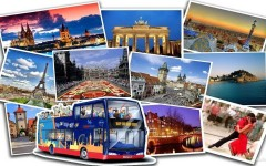Автобусные туры по Европе: все за и против